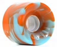 OJ Hot Juice Skateboard Wheels - orange blue swirl (78a)