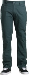 Brixton Reserve Chino Pants - hunter green