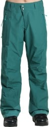 Patagonia Women's Powder Bowl Gore-Tex Pants 2016 - arbor green