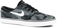 Nike SB Zoom Stefan Janoski Canvas Premium Skate Shoes - wolf grey/white/cool grey/black