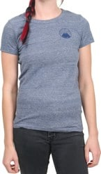 Protect Our Winters Women's Est. 2007 Mountain T-Shirt - eco navy