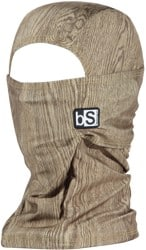 BlackStrap The Hood Balaclava - wood grain