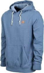 Volcom Single Stone Hoodie - grey blue