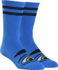 Toy Machine Sect Eye III Crew Sock - royal
