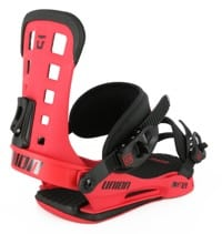 Union ST Snowboard Bindings 2016 - red