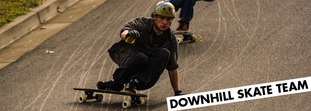 Tactics Downhill Skate Team