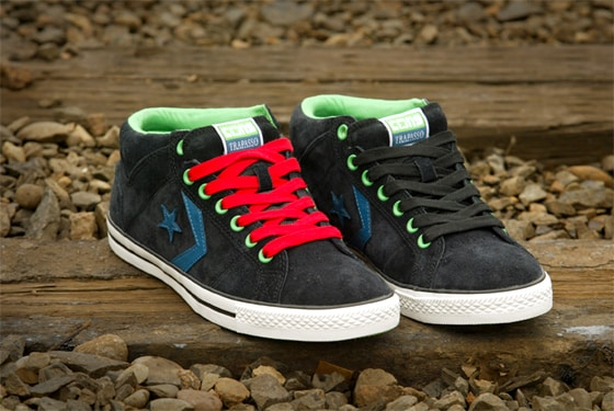 Cons Shoes Skateboarding Cons Trapasso Pro Skate Shoes