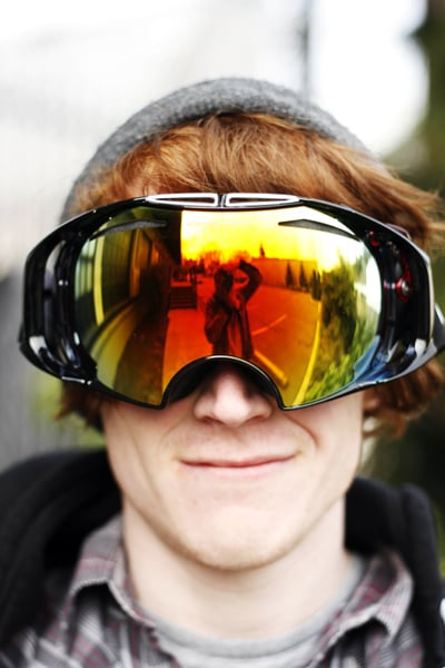 The Oakley Airbrake 2012 Goggle Preview