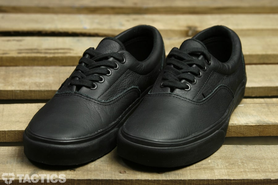 Vans Era Black Leather