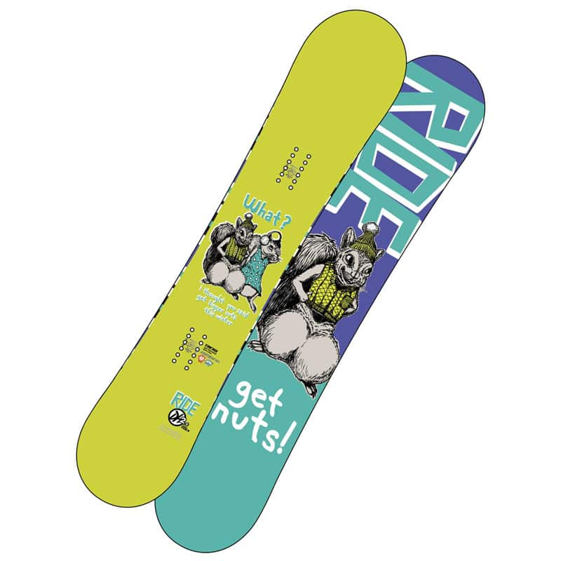 Ride DH2.6 Limited Snowboard | The Grind - A Tactics.com Blog