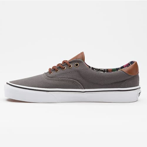 04c4cce9ceba7b Vans Canvas   Leather Collection Era 59 Now Available