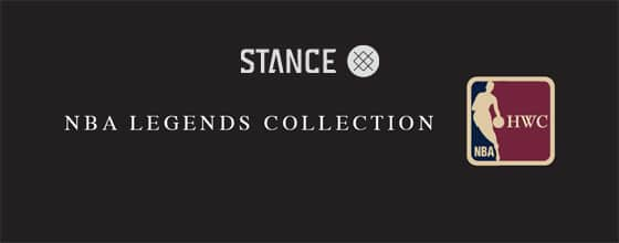 Stance Socks - NBA Legends Collection