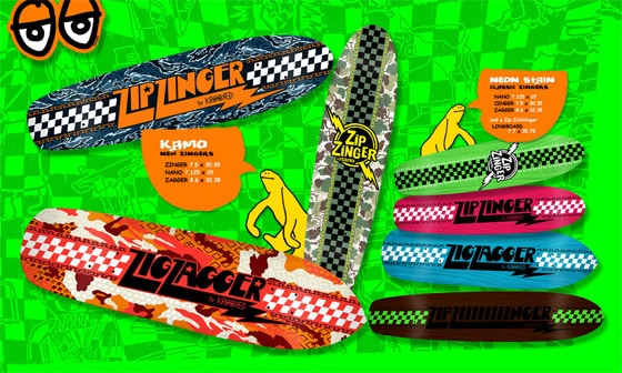New Spring 2013 Krooked Cruiser Decks