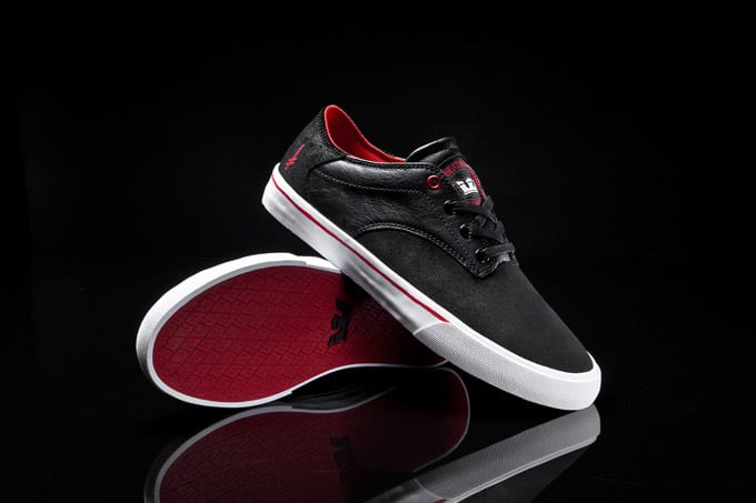 690d49d9325d Supra Deathwish Crown Coalition Pistol Skate Shoes