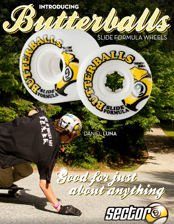 Introducing Sector 9 Butterballs
