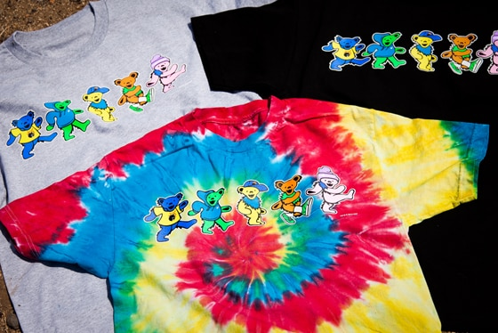 The Hundreds X Grateful Dead Collection