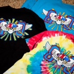 The Hundreds X Grateful Dead Collection Eighties T-Shirt