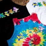 The Hundreds X Grateful Dead Collection Bears Tank