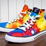 The Hundreds X Grateful Dead Collection Valenzuela Shoes