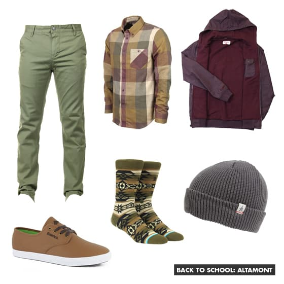 Back To School Style Guide: Altamont