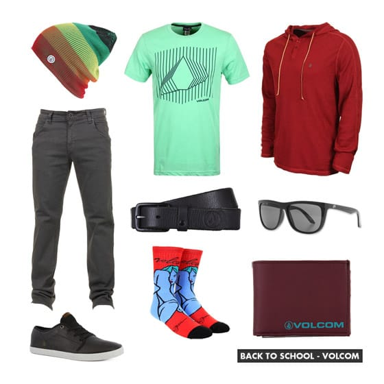 Back To School Style Guide: Volcom