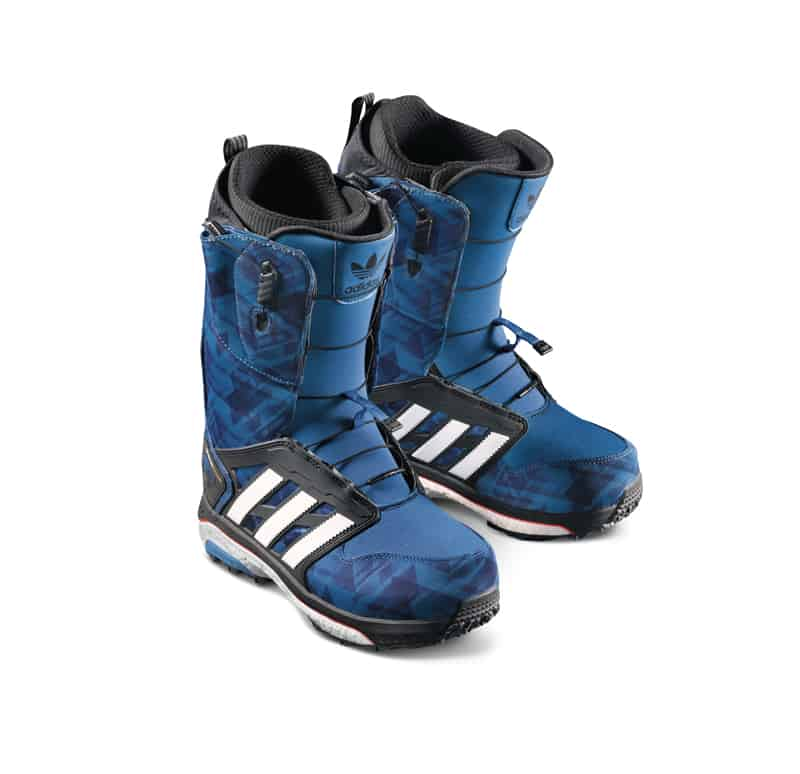 Introducing Adidas Energy Boost Snowboard Boots Tactics