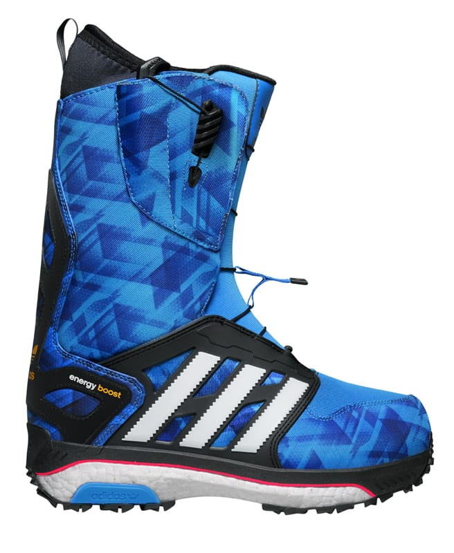 Introducing Adidas Energy Boost Snowboard Boots Tactics