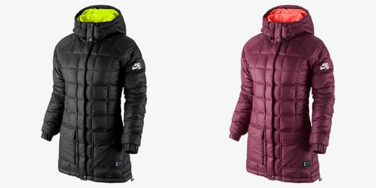 2015 Nike Snowboarding Women's Jackets Now Available