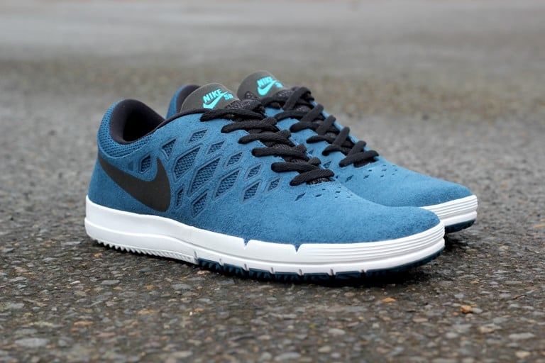 official photos c7094 d697b nike-free-sb-blue-force-2