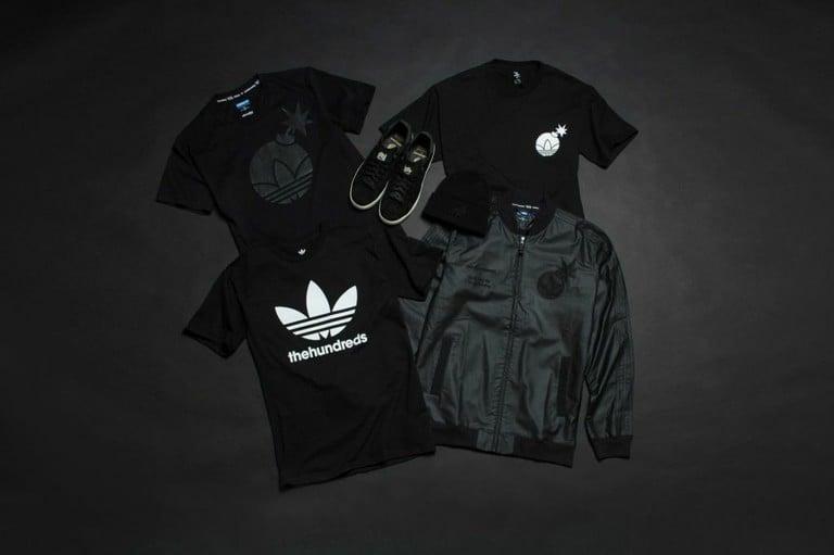 online store 8e0c5 a9d59 THE HUNDREDS X adidas skateboarding Bruder Pack.  TheHundredsXadidasSkateboarding BruderPack6