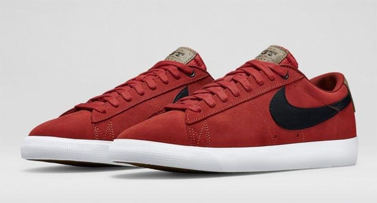 huge selection of caf22 ef65e Nike SB Blazer Low GT 'Stratosphere' Skate Shoes Coming 1/31 ...