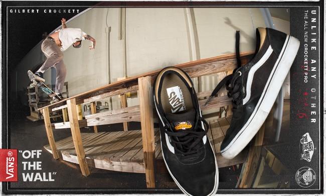 dc8d37df95 Vans Gilbert Crockett Pro Skate Shoes Review With Jesse Lear-Konold ...