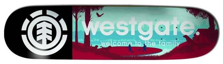 element brandon westgate welcome deck
