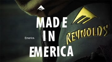 Emerica Introduces The Reynolds Skate Shoes