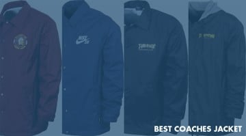 Buyer's Guide: Coaches Jackets