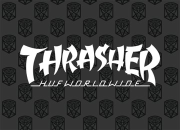 HUF X Thrasher Asia Collection Coming Soon