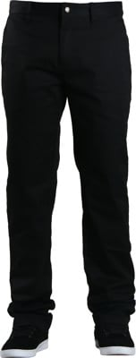Volcom Frickin Modern Stretch Chino Pants - black - view large
