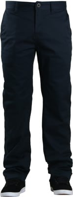 Volcom Frickin Modern Stretch Chino Pants - dark navy - view large