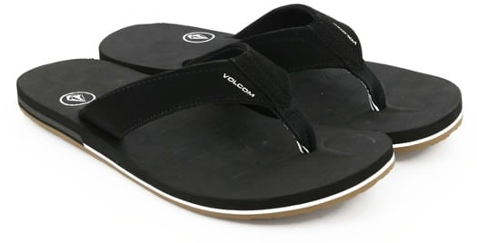 Volcom Victor Sandals - black - view large