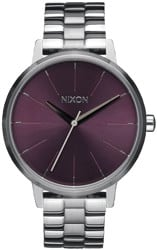 Nixon Kensington Watch - plum