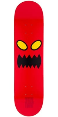 Toy Machine Monster Face 8.0 Skateboard Deck - view large