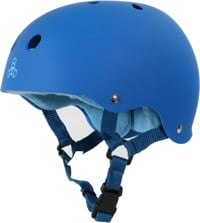 Triple Eight Brainsaver Multi-Impact Sweatsaver Skate Helmet - royal blue rubber