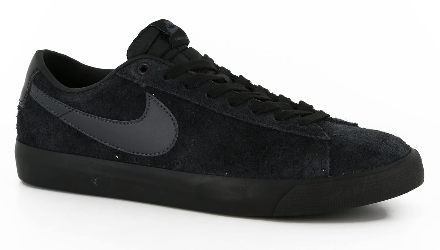 Nike SB Blazer Low GT Skate Shoes - black/black/anthracite