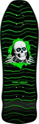 Powell Peralta Ripper 9.75 Geegah Skateboard Deck - black