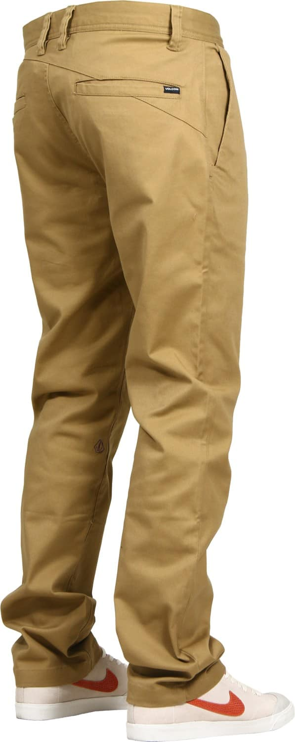 Rated 5 out of 5 by Toadsgirl03 from Comfortable to wear We received a pair of Dockers Classic Fit Khaki Lux Cotton Stretch Pants for free for our honest review. My husband loves these pants. My husband loves these pants.