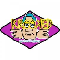 Krooked Arketype Sticker - purple