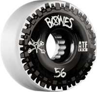 Bones ATF All-Terrain Formula Skateboard Wheels - nobs white (80a)