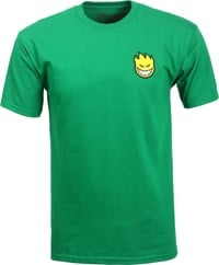Spitfire Lil Bighead Fill T-Shirt - kelly green