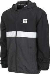 Adidas Blackbird Packable Windbreaker - black