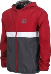 Adidas Blackbird Packable Windbreaker - collegiate burgnudy